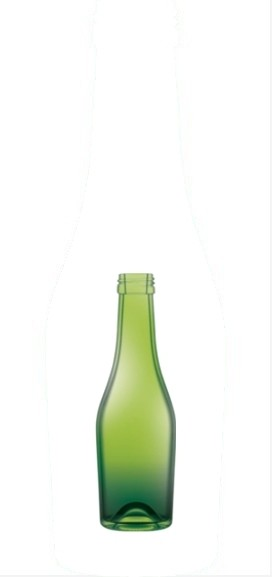 SPARKLING WINE BOTTLE 200cc 520120