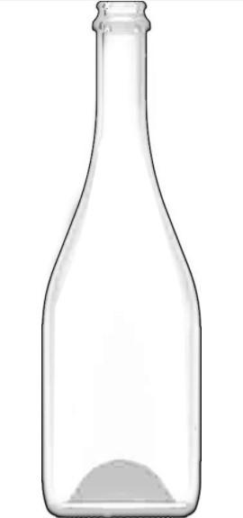 SPARKLING WINE BOTTLE 831075