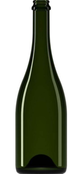 SPARKLING WINE BOTTLE 750cc 831175