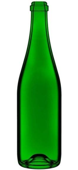 SPARKLING WINE BOTTLE 831675