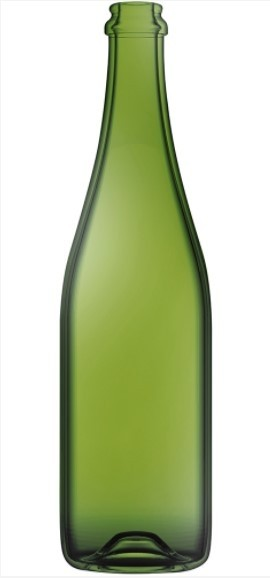 SPARKLING WINE BOTTLE 750cc 834475